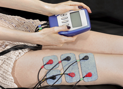 Rehabilitation with EMG